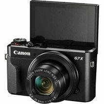Canon G7X Mark II PowerShot 20.1MP Digital Camera Mark2 MK2 (Black) image 4