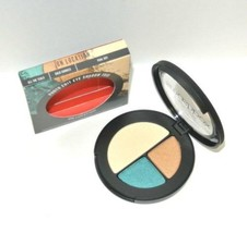 "Smashbox Photo Edit Eye Shadow Trio in ""On Location"" Full size - New In Box - $12.82"