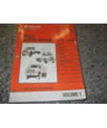 1993 1994 Internazionale Camion Cts 5440 2000 4000 8000 Servizio Shop Ma... - $149.39