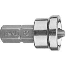 2 NEW DEWALT STAMPED DRYWALL, SHEETROCK SCREW SETTER DIMPLER DRILL BITS ... - $9.99