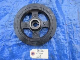 2012 Hyundai Elantra 1.8 NU10 crank pulley OEM engine motor harmonic bal... - $69.99