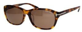 Tom Ford Woman Sunglasses London Brown FT0396 52J 60MM Brown Lens  - $415.80