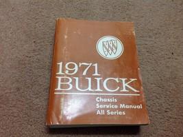 1971 Buick Electra Gs Skylark Lesabre Riviera Tout Réparation Shop Manuel Oem - $68.80