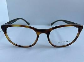New BURBERRY B 2247 3614 52mm Shiny Tortoise Rx Women's Eyeglasses Frame #2 - $89.99