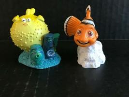 Disney Pixar Finding Nemo Bloat The Blowfish & Nemo Figure Play Set - $11.26