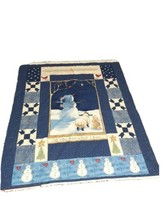 Daisy Kingdom Do You See What I  See? Wall Hanging Quilt, Cut & Sew Fabr... - $10.66