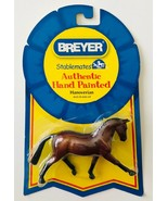 BREYER Stablemates HANOVERIAN HORSE Authentic Hand Painted  NOC 4 x 3 in... - $9.74