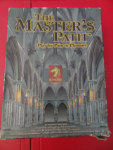 THE MASTER'S PATH  PLEASURE OR PAIN  RUFHORSE  BOARD GAME ADULT GAME USE... - $37.99