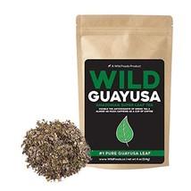 Organic Guayusa Tea, Loose Leaf Amazonian Superleaf Tea by Wild Foods, F... - $12.70