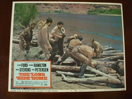 THE LONG RIDE HOME Glen Ford George Hamilton Original Lobby Card! #4 - $3.79