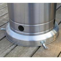 Hampton Bay 48000 BTU Stainless Steel Propane Patio Heater image 4
