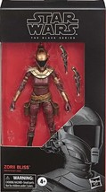 Star Wars Zorii Bliss #103 The Black Series 6 inch action figure - $24.49