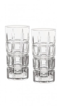 "WATERFORD MARQUIS ""CROSBY"" 12 OZ. HIGHBALL GLASS CRYSTAL MADE IN GERMANY... - $28.90"
