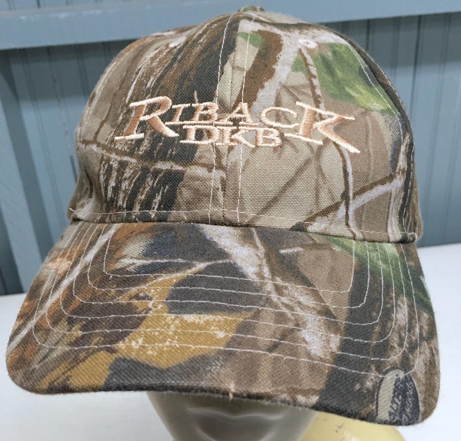 Riback DKB Rudd Realtree Camo Adjustable Hunting Baseball Cap Hat