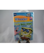 Vtech V.Reader SpongeBob SquarePants Model Sponge Learning System-5-7 Years - $6.44