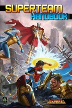 Nice Mutants & Masterminds Superteam Handbook - $69.00