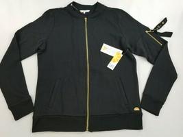 Neu C&C California Damen Sweatshirt Jacke Reißverschluss Taschen UM4128A... - $41.75