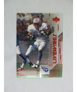 Eddie George Tennessee Titans 1999 Upper Deck Football Card L 15 - $0.98