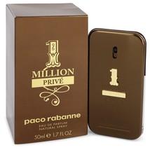 Paco Rabanne 1 Million Prive 1.7 Oz Eau De Toilette Cologne Spray image 4
