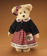"Boyds Bears ""Bethany Heartlee"" #904920- 14"" Plush Bear-  2009- Retired - $44.99"