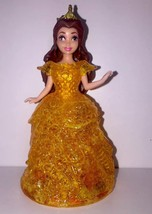 Polly Pocket Belle Disney Princess MagiClip Glitter Glider Dress Beauty ... - $18.00