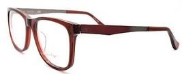 Calvin Klein CK5882 604 Men's Eyeglasses Frames 52-18-140 Burgundy Red - $54.25