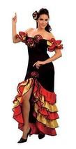 Rumba Mujer, Español Salsa Disfraz - $31.13