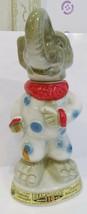 antique Jim Beam circus elephant bottle - $27.00