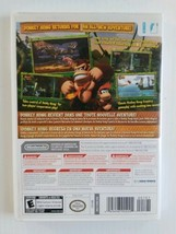 Nintendo Donkey Kong Country Returns Nintendo Wii 2010 Game and Box Only Good image 2