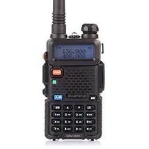 BaoFeng UV-5R UV 5R Dual Band MHz FM Ham Two way Radio Transceiver Walki... - £22.07 GBP