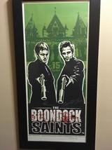 Boondocks Saints SIGNED AUTO Bloody Variant  Art Print #64/99 - Reedus/F... - $237.45