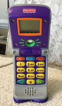 Fisher Price FUN 2 LEARN Learn Your Number Cell Phone - 3 Modes of Play, K4080 - $14.85