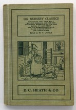 Six Nursey Classics M V O'Shea 1900 DC Heath Co - $14.90