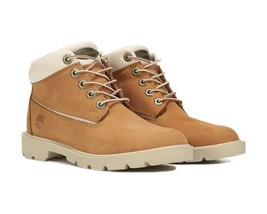 Timberland Kids' 5 Eye Chukka Boot Grade School (boy Or Girl Junior Shoe... - $84.15