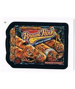2006 Topps Wacky Packages Series 3 Brawl Park Trading Card 19 ANS3 - $5.99