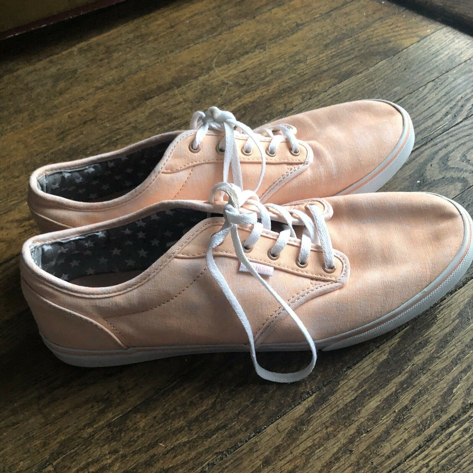 Women's Vans Off The Wall Light Pink Canvas and 50 similar items