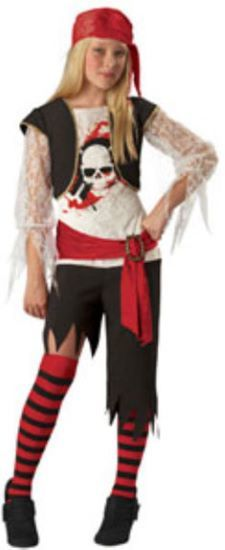 Primary image for High Seas Sass Halloween Costume Size 8-10 Years Old
