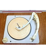 RARE Vintage Stromberg Carlson Turntable Phonograph Record Changer Player - $185.62