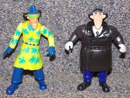 Vintage 1991 Inspector Gadget Lot of 2 Burger King Figures - $14.99