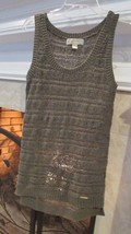 Michael Kors Sleeveless Sweater Sz S Compare at $70+ - $29.70