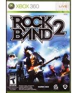XBOX 360 - Rock Band 2 - $7.25