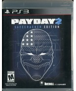 Payday 2 (PS3, Playstation 3) Complete - $9.89