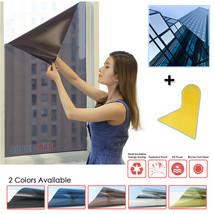 Hobby Dash Solar Protection Car Home Heat Reduction Window Blocking Tint... - $19.74+