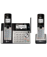 AT&T TL96273 DECT 6.0 Connect-to-Cell 2-Handset Phone System with Dual C... - $107.52