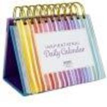 Motivational & Inspirational Perpetual Daily Flip Calendar with Self-Standing Ea image 2