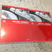 2014 Harley Davidson Softail Modèles Réparation Manuel Ensemble W Électrique - $208.62