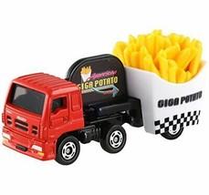*Tomica No.55 Isuzu Giga fries car box - $29.57