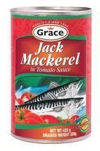 Grace Jack Mackerel 6 x 425g tins  - $69.99