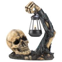 Sinister Skull With Lantern 10012612 - £27.48 GBP