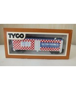 TYCO HO Scale Ralston Purina Co. Plug Door Reefer # 4554 New old Stock in Box - $8.60